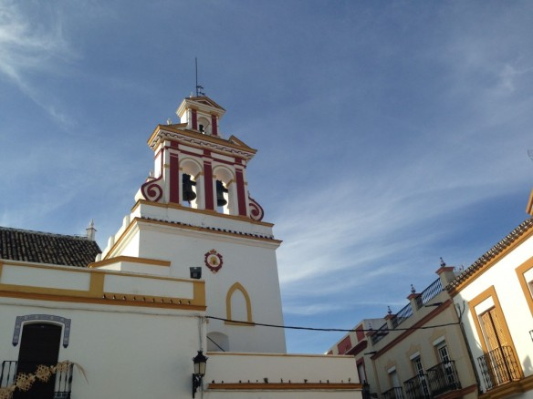 アンダルシアの町