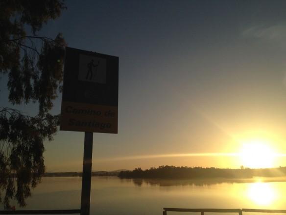 ローマ人が築いた人工湖。プロセピナ湖