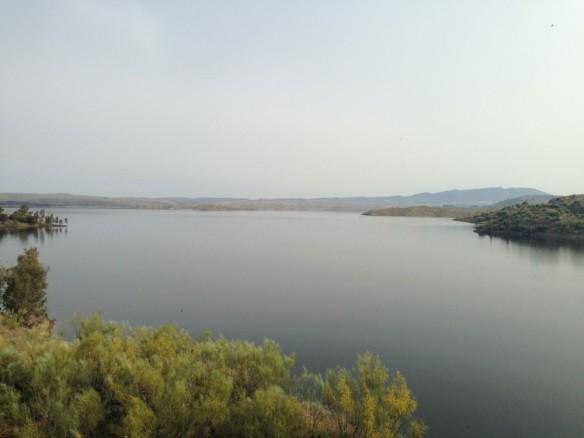 アルカンターラ湖