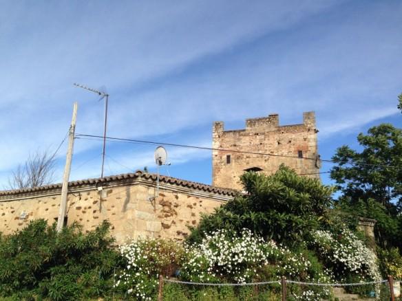 グリマルドのお城