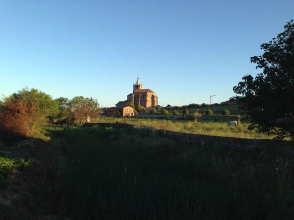 Holgueraの教会