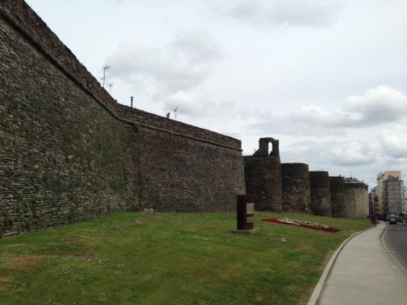 ルーゴの城壁